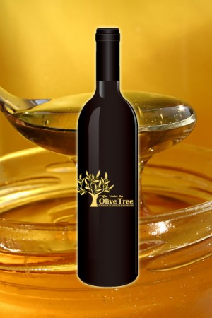 Honey Ginger Balsamic White Vinegar