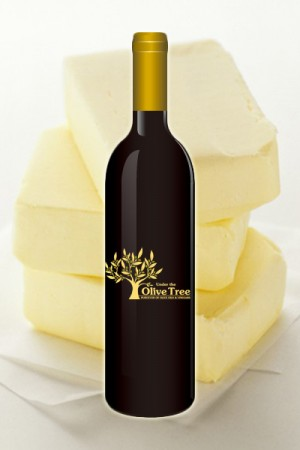 Butter Extra Virgin Olive Oil (INFUSED)